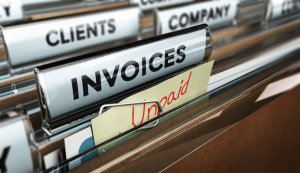 Unpaid invoices and collecting debt
